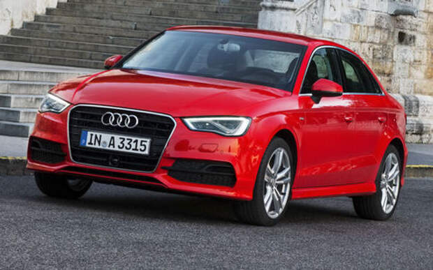 Audi отзывает автомобили в России из-за проблем с роботом