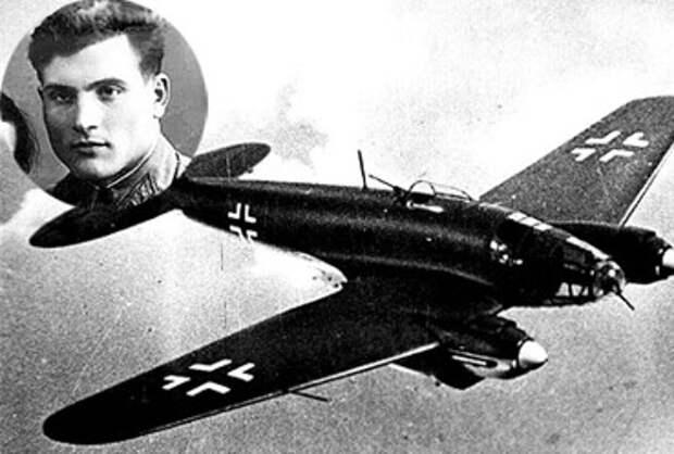 Михаил Девятаев: лётчик, сбежавший на бомбардировщике из немецкого концлагеря