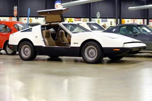 Bricklin SV-1 авто, автоаукцион, автомир, автомобили, автомузей, аукцион, олдтаймер, ретро авто
