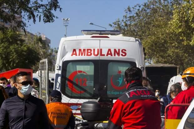 В турецкой больнице взорвался кислородный аппарат – 8 пациентов погибли