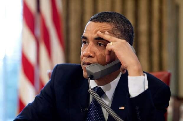 Обама сдал всё