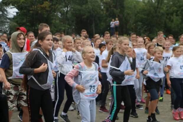 Пропаганда здорового образа жизни в Севастополе