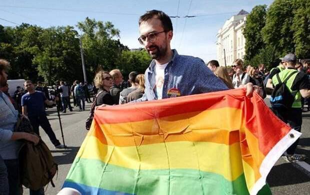 За что украинские гомо-католики ненавидят Путина