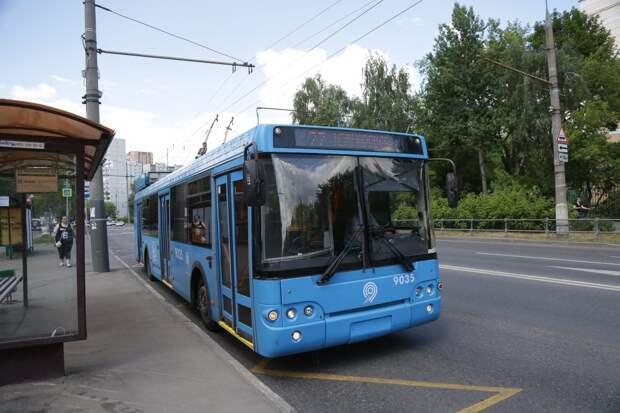 Маршруты трёх автобусов, курсирующих через Строгино, изменены