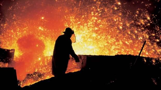 Один из крупных металлургических заводов Украины оказался на пороге банкротства