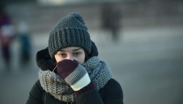 Солнечная и морозная погода установится в Московском регионе до конца недели