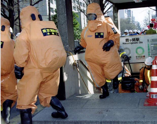 Рукотворный апокалипсис: 25 лет со дня газовой атаки секты «Аум Синрикё» в метро Токио