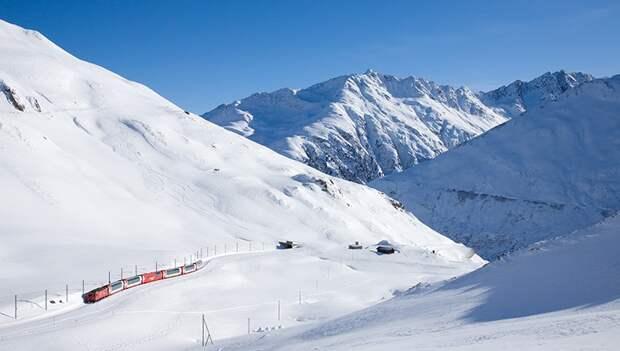 Chbahns73 Топ 5 самых необычных железных дорог Швейцарии