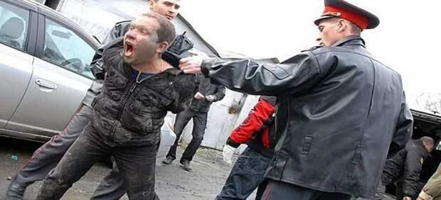 Российская полиция получила полномочия для борьбы с пьяницами