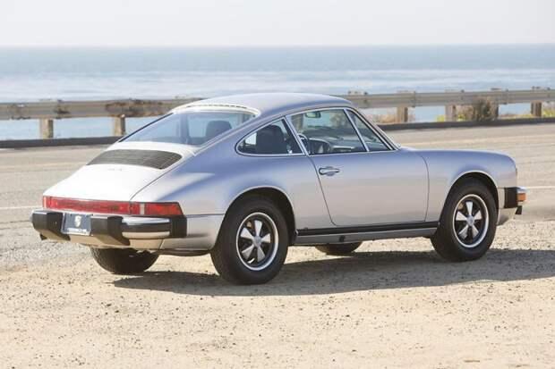 Porsche 911 авто, автодизайн, америка, бампер, безопасность, накладка, спорткар, суперкар