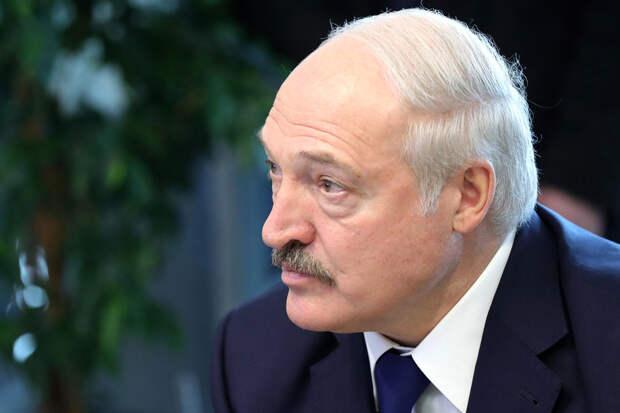 Латвия, Литва и Эстония запретили Лукашенко въезд