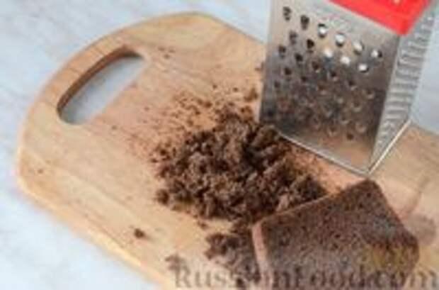 Фото приготовления рецепта: Цитрусовая окрошка на светлом пиве - шаг №4