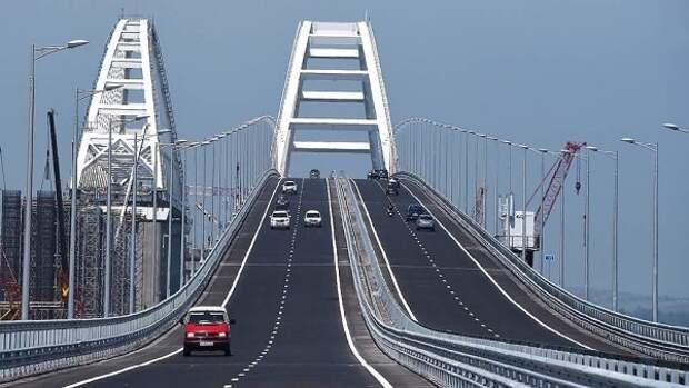 Украина не попадёт в НАТО из-за Крымского моста