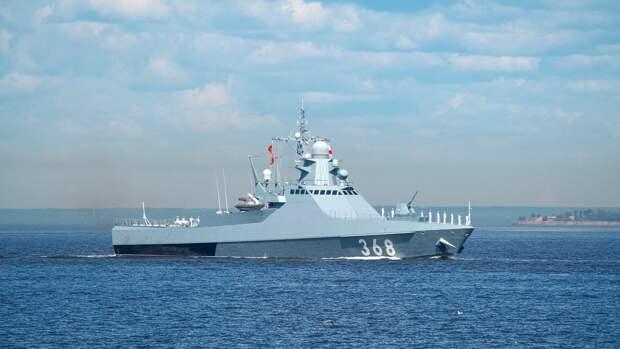 3000-тонный американский фрегат не выстоит против этого российского «малыша»
