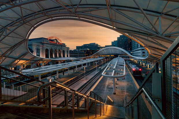 Urban Transit Hub by Prestia Photography on 500px.com