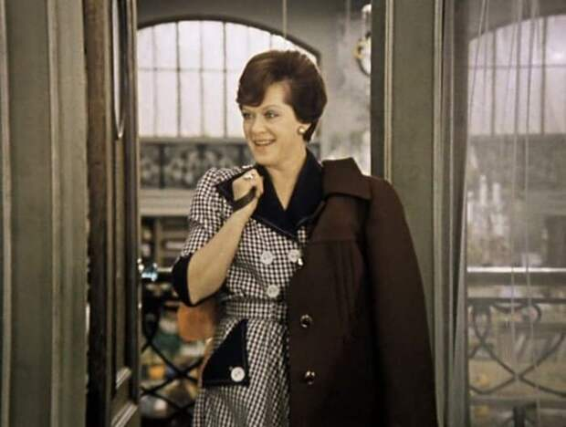 Алиса Фрейндлих в фильме *Служебный роман*, 1977 | Фото: culture.ru