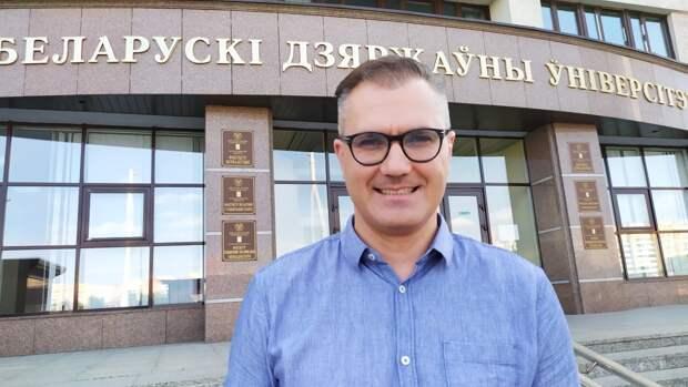 Политолог Вадим Гигин: никаких Швейцарий вместо Белоруссии быть не может