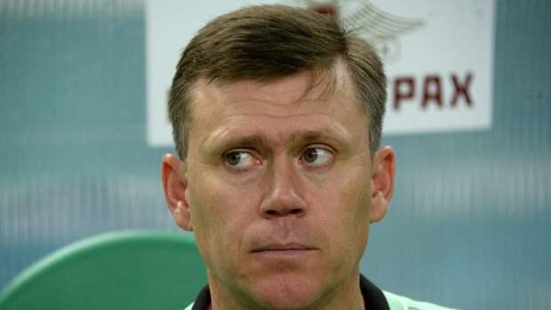 """Ледяхов - о ситуации в """"Химках"""": я даже не знаю, кто вообще управляет командой"""