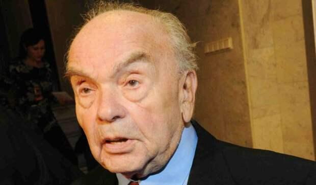 Тело Владимира Шаинского покоится без креста и памятника