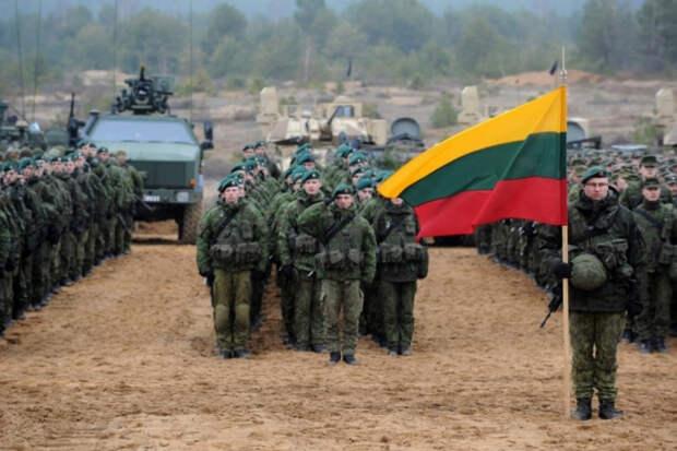 Пропаганда делает свое дело:  Латвия готовится к войне с Россией