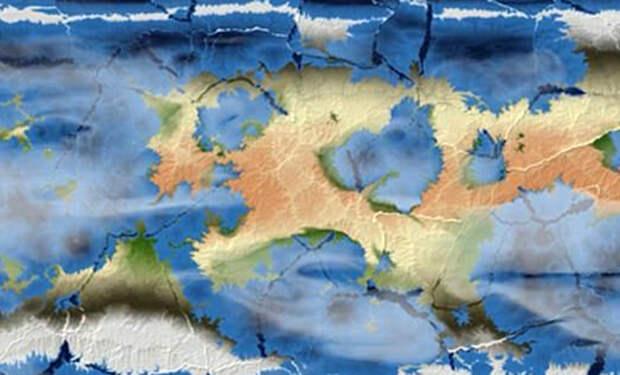 История Земли на видео. 4 миллиарда лет жизни планеты за 4 минуты