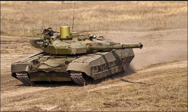 Из мира альтернативной реальности СБУ обвинила Россию в попытке украсть чертежи «секретного танка»