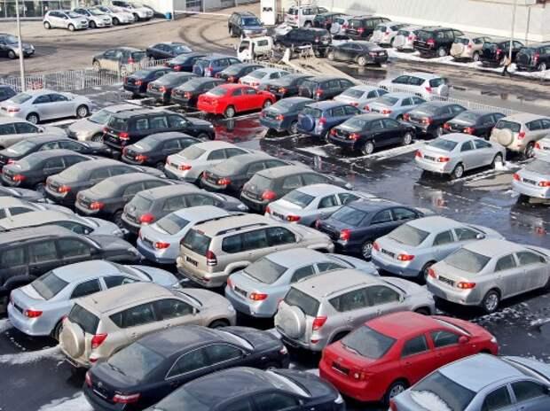 Рынок подержанных автомобилей в 2014 году вырос на 6%