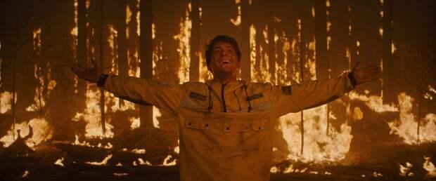 «Огонь»: Хабенский борется со стихией
