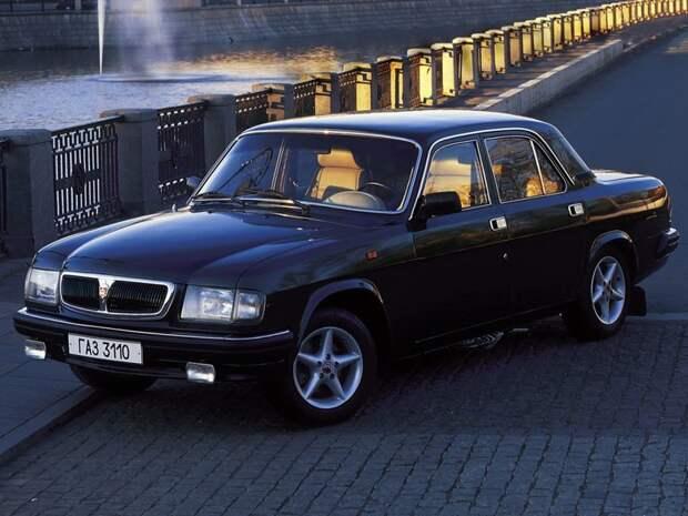 ГАЗ-3110 автомобили, газ, фоторепортаж