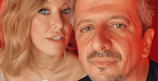 Ксения Собчак и Константин Богомолов поженились