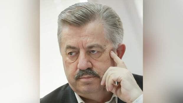 Заместитель председателя Комитета Госдумы РФ по евразийской интеграции и связям с соотечественниками Виктор Водолацкий