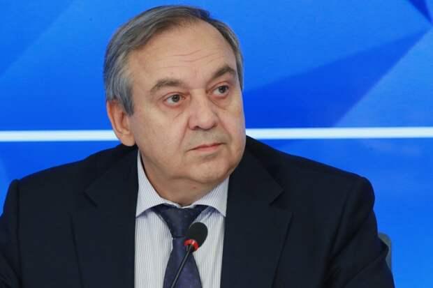 Мурадов жестко поставил на место заикнувшегося о Крыме генерала НАТО