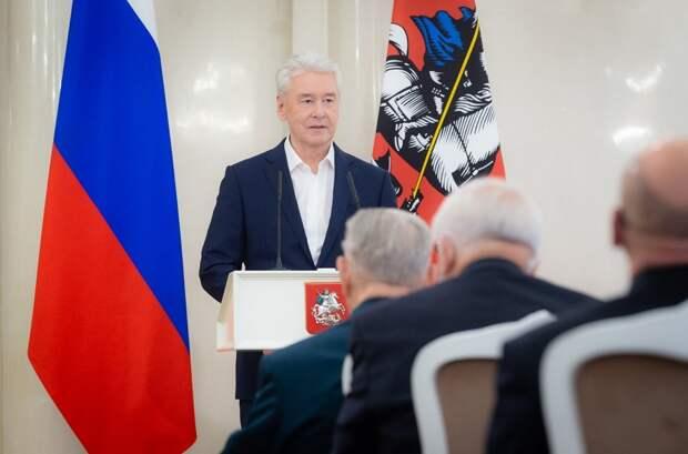 Отчет Собянина в МГД. Главное