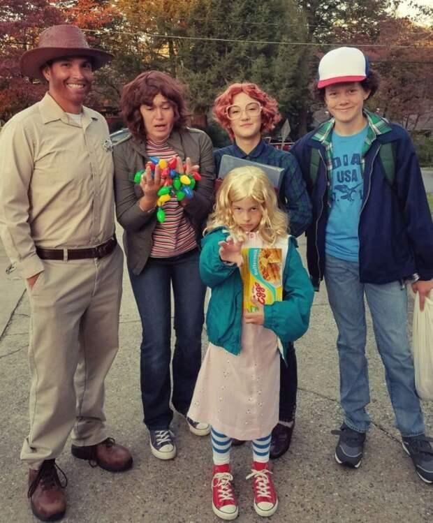 21 идея костюмов на Хэллоуин для любителей кино