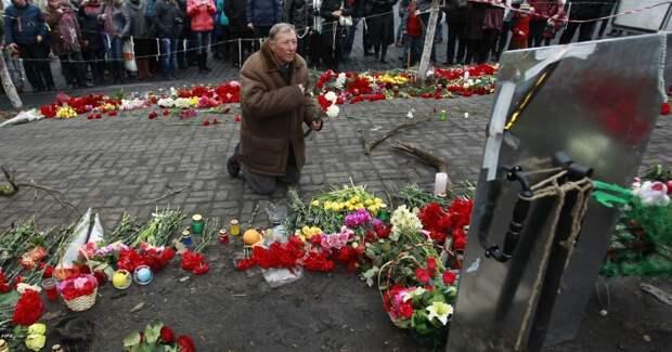 Беломайдан выдыхается: Запад готовит чудовищную «сакральную жертву»