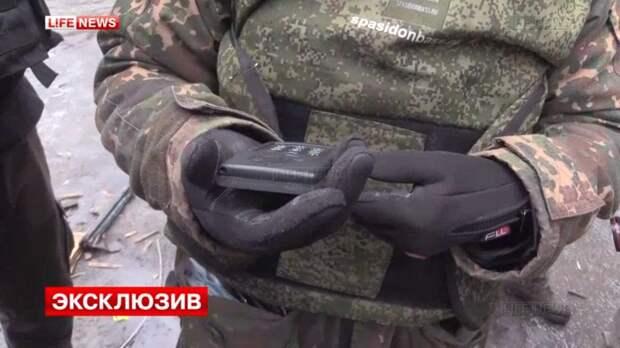 ВСУ оставили в аэропорту Донецка записи американских проповедей