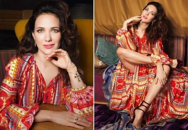 Актриса Екатерина Климова | Фото: womanhit.ru