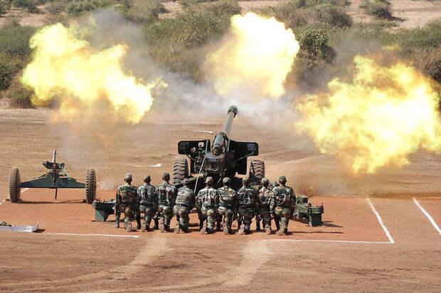 Советское буксируемое орудие М-46 успешно модернизировали в Индии