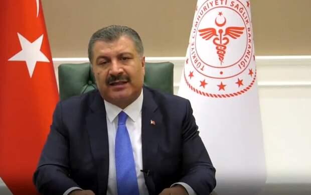 Глава Минздрава Турции сообщил, когда «Спутник V» поступит в страну