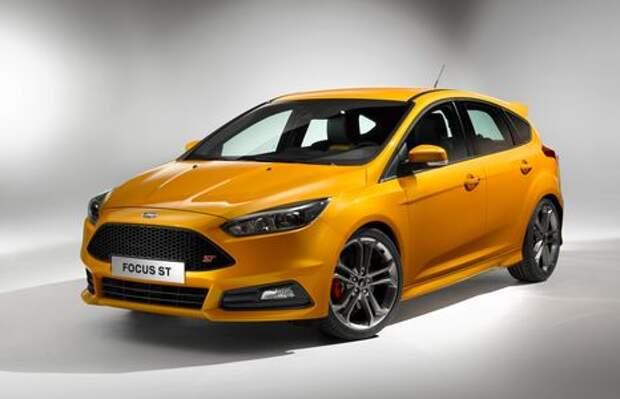 Ford Focus: даунсайзинг нового уровня