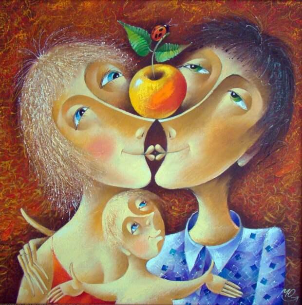 Яблочный роман. Автор: Юрий Мацик.