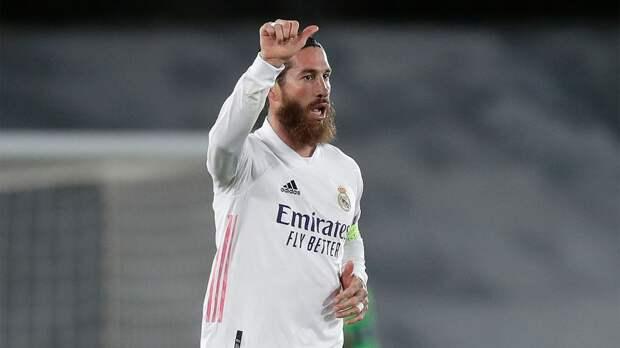 Серхио Рамос пропустит матч «Реала» с «Сельтой» из-за опасений рецидива травмы