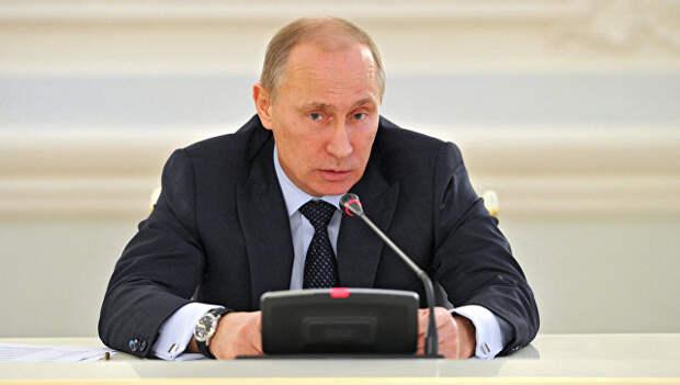 Путин встретится с представителями немецкого бизнеса