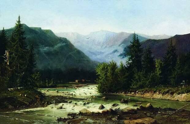 Художник Арсений Мещерский (1834-1902)