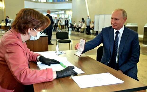 Politico: Почему Путину лучше не баллотироваться в 2024 году