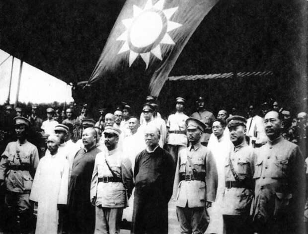Как Советский Союз помог коммунистам захватить власть в Китае