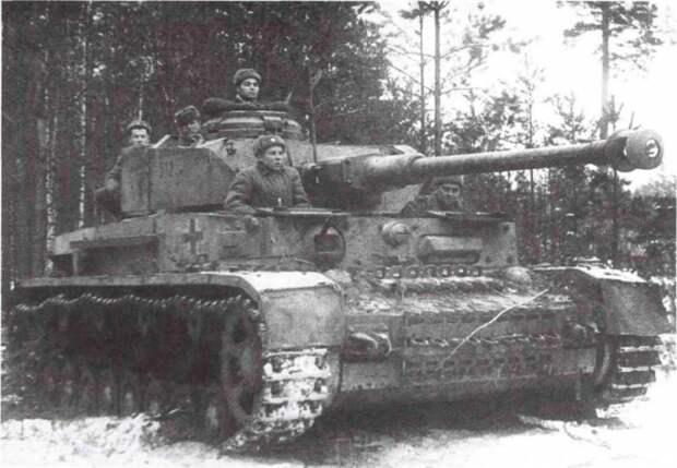 Из воспоминаний советского танкиста, воевавшего на немецком «Тигре»