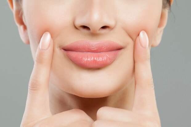 Очень красивые губы