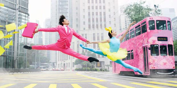 В работы балета входит, как классический репертуар, так и современные произведения.