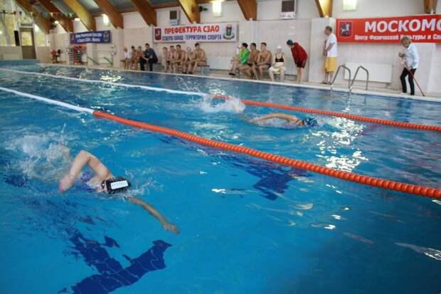 Прием нормативов ГТО по плаванию пройдет в ФОКе «Акватория»